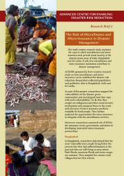 microfinance research papers